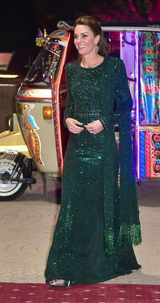 journey of Duke and Duchess of Cambridge in Pakistan