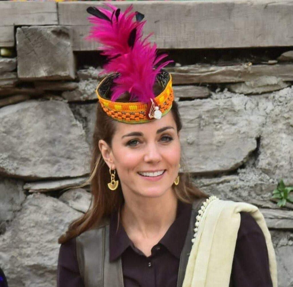 Prince William and Kate Middleton  in Kalash valley