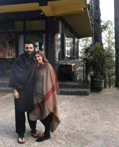 Hamza & Naimal are on their 2nd honeymoon in Barça