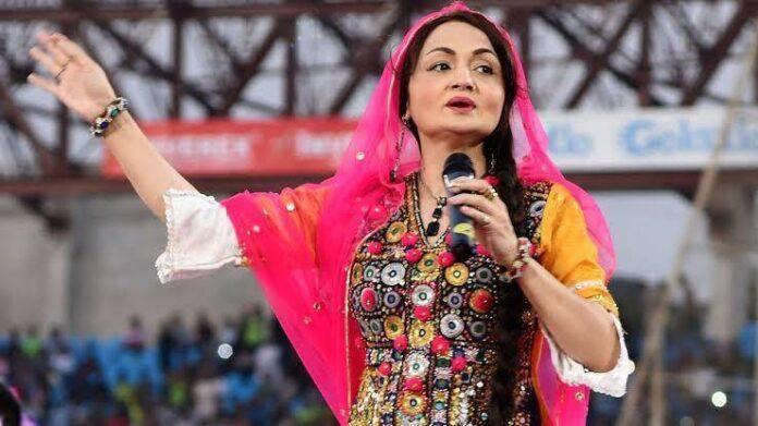 Singer Shazia Khushk left showbiz for 'religious obligations'