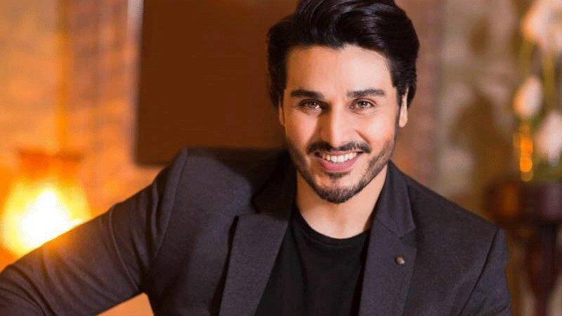 Ahsan Khan and Ushna Shah pairing up for the first time