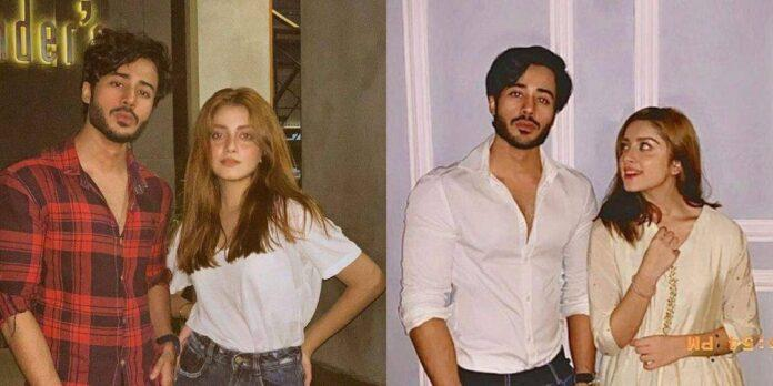 Did Alizeh Shah Confirm Her Relationship With Noaman Sami