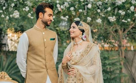 Zainab Abbas wedding