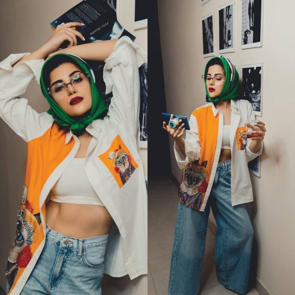 Sohai ali abro hijab photoshoot