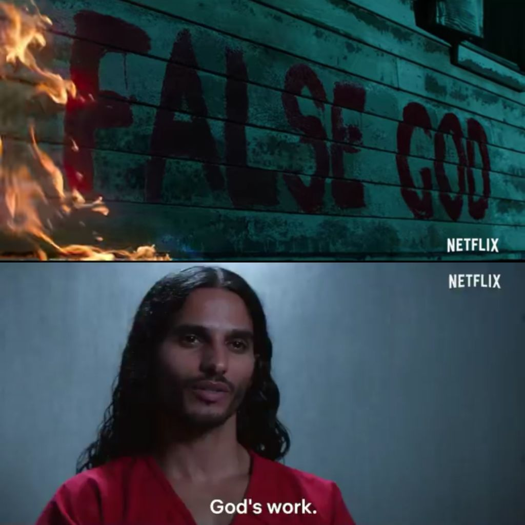 Messiah: Netflix series or call from Dajjal?