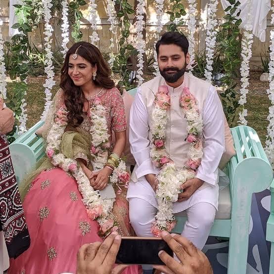 Mansha Pasha now engaged with Jibran Nasir