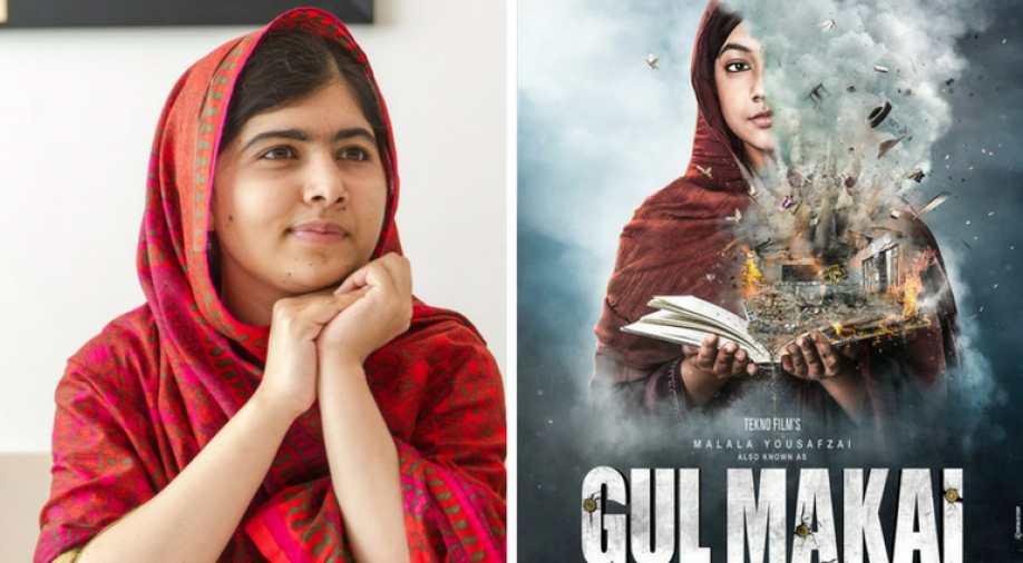 Trailer of Malala's biopic 'Gul Makai' is out