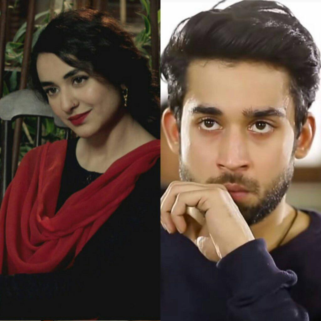 Bilal Abbas Khan and Yumna Zaidi paired up for 'Pyar Ke Sadqe'