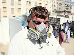 karachi gas leakage