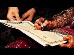 """Muslim marriages are now """"non-marriages"""" under British law"""