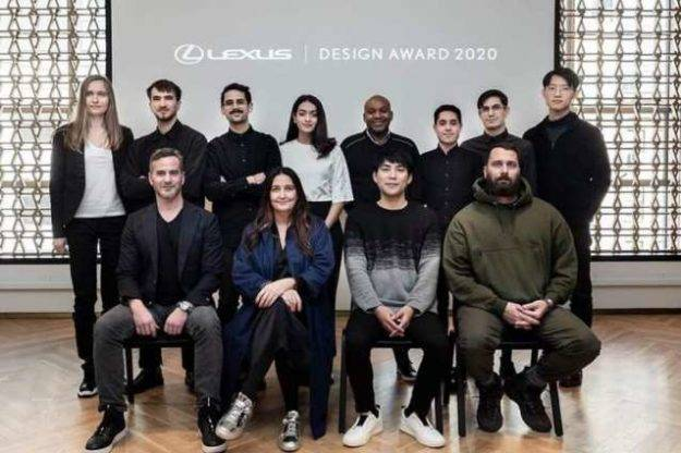 Aqsa Ajmal made history by winning Lexus design award