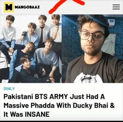 Bucky Bhai
