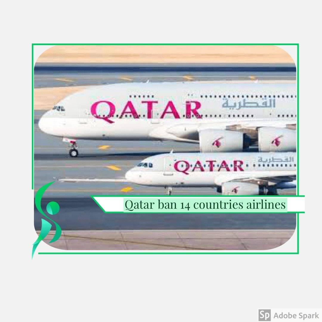 Qatarblockedairwaysforcountries