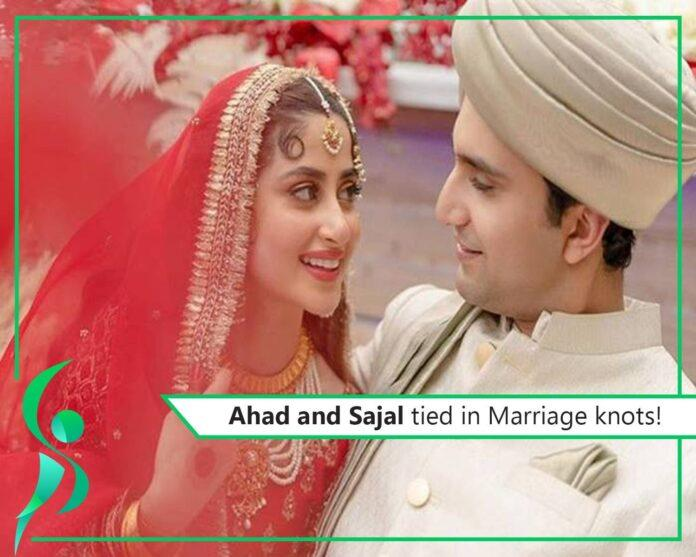ahad and Sajal