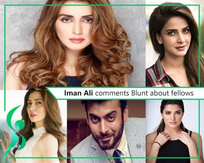 iman ali comments