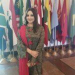 Hareem-Shah-in-foreign-office
