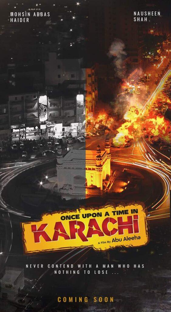 Once Upon a Time in Karachi