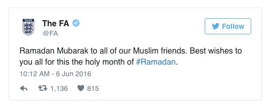 "Celebrities wishing Muslims ""Ramadan Mubarak 2020"""