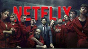 """""""Money Heist"""" becomes most-viewed show on Netflix during quarantine"""
