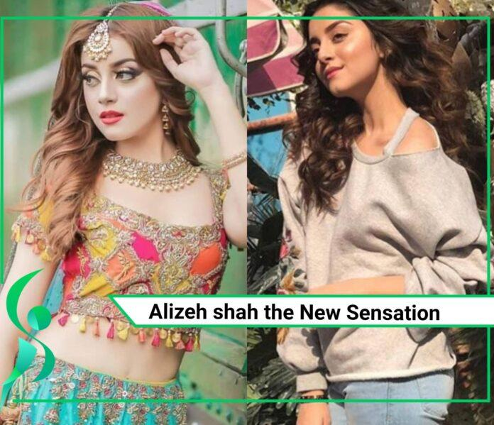 alizeh shah hot