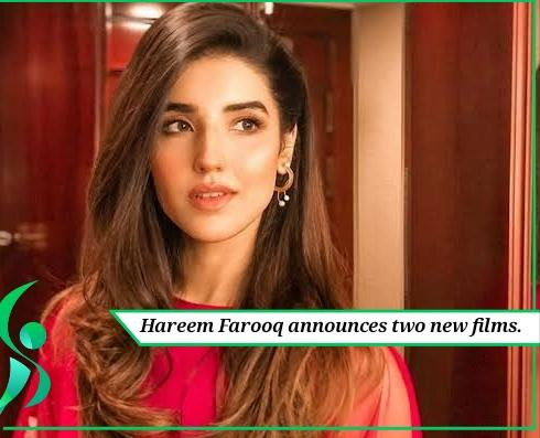 Hareem Farooq announces two new films in live session with Asim Jofa