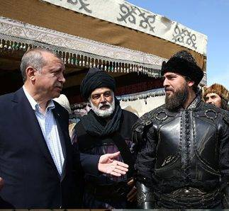 Ertugrul Cast in Real Life