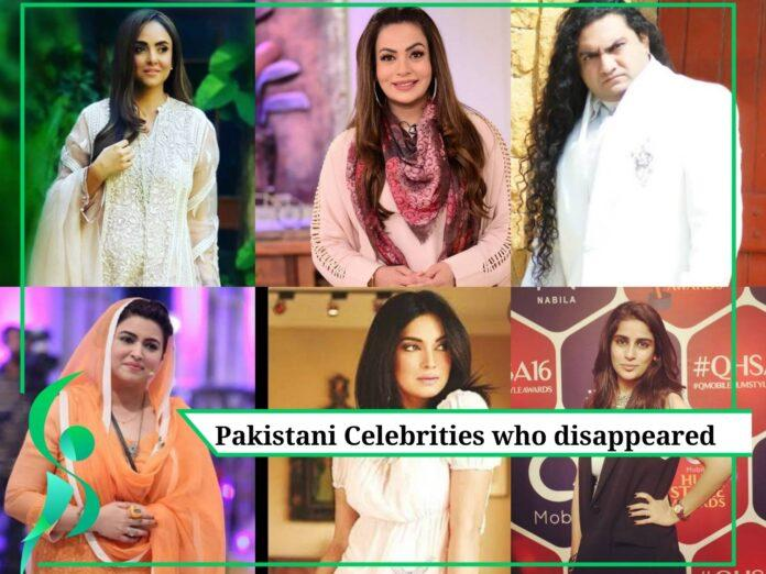 celebrities who disappeared