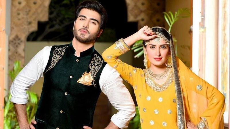 Imran Abbas nominated for most handsome faces.