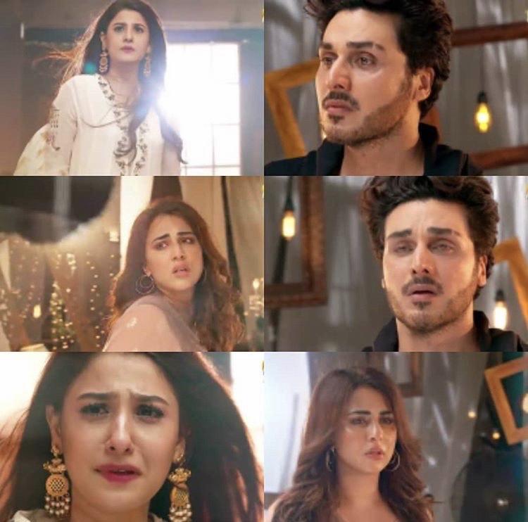 Ahsan Khan feauturing Bandhay Ek Dor Sy: An Amazing Upcoming Drama Serial