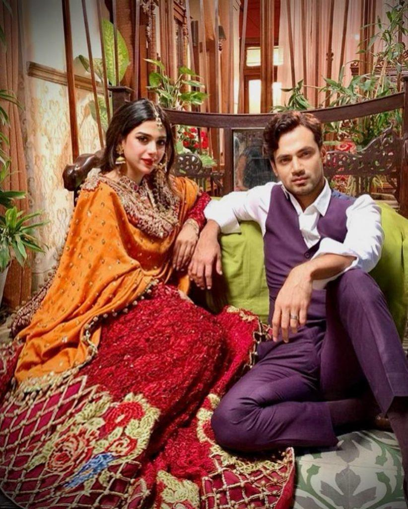Is the forthcoming drama of Sonya Hussain and Zahid Ahmed inspired by Judaai?