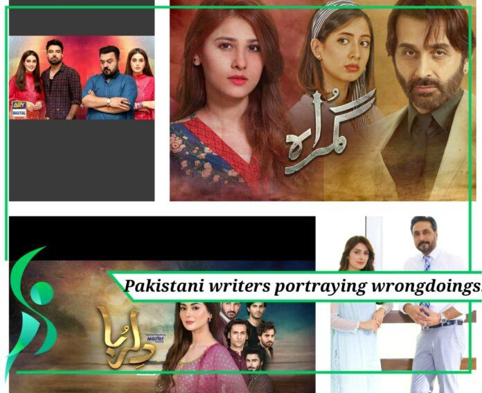 Are Pakistani writers trying to normalize the wrongdoings?