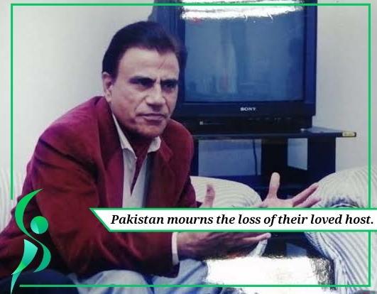 Tariq Aziz passed away in Lahore
