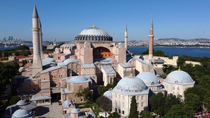 Hagia Sophia ruling