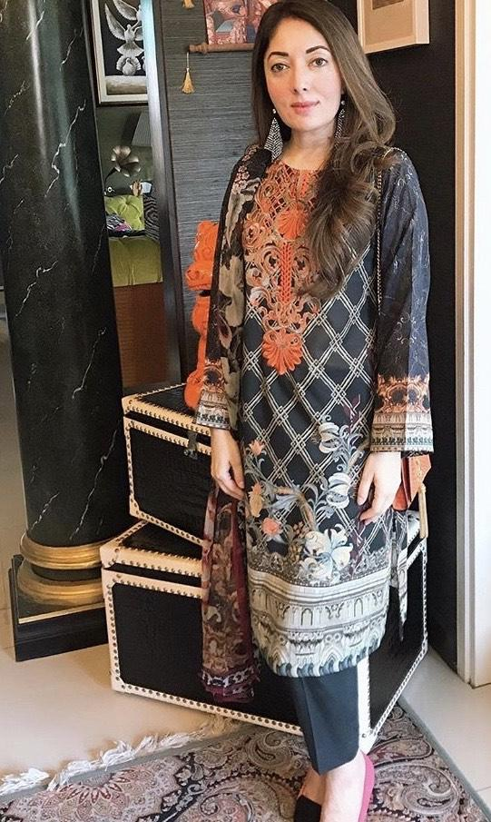 In An Exclusive Interview Of Sharmila Farooqi
