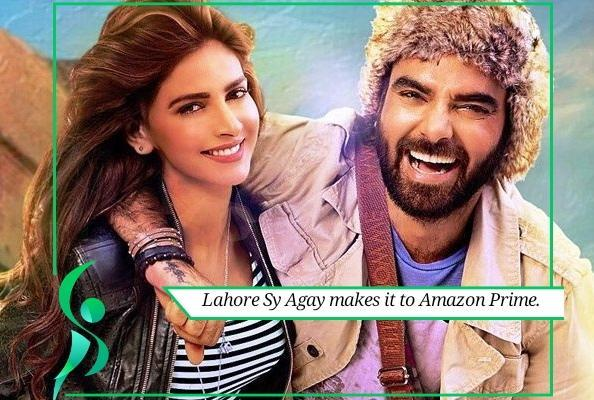Lahore sy Agay makes it to Amazon Prime.