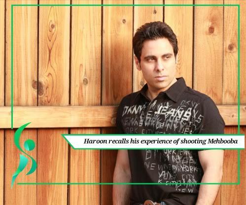 Haroon recalls his experience of shooting Mehbooba