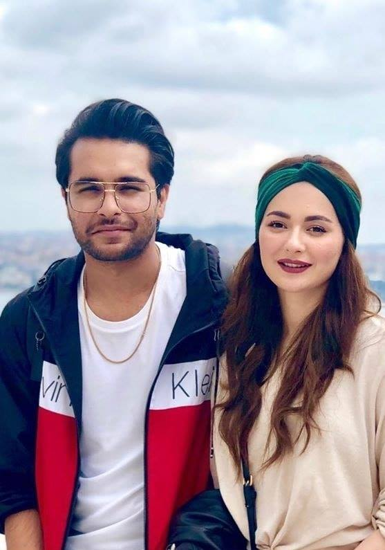 What kind of relationship with Asim Azhar? Hania Aamir gave details