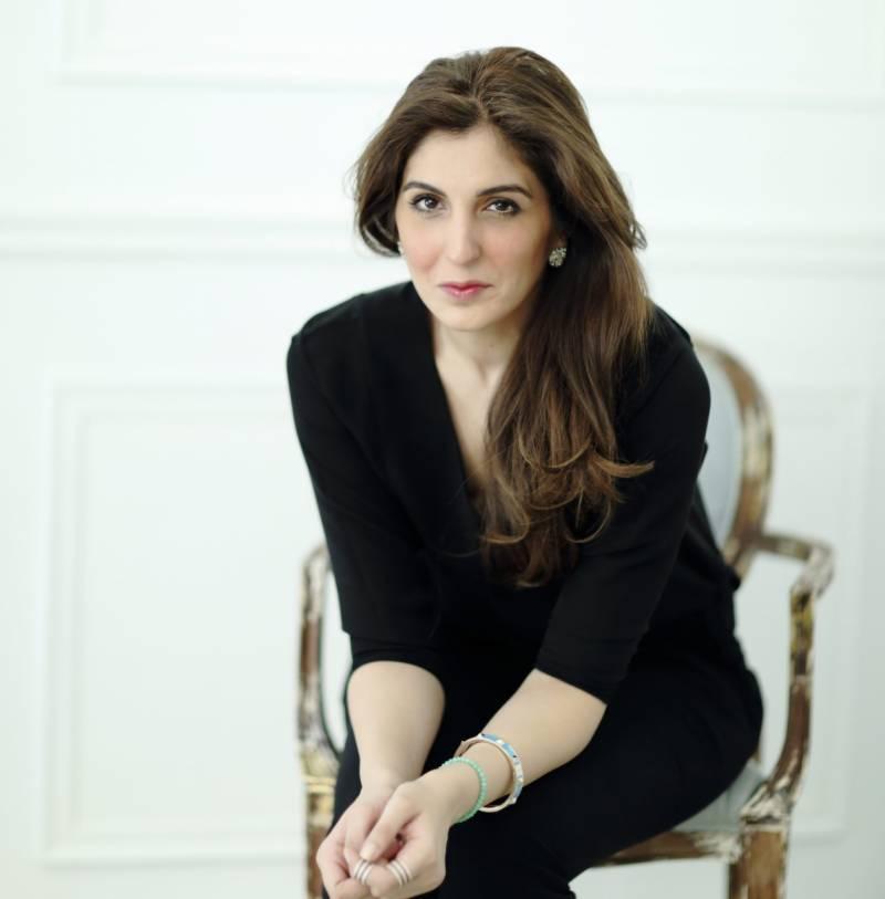 Designer Khadija Shah