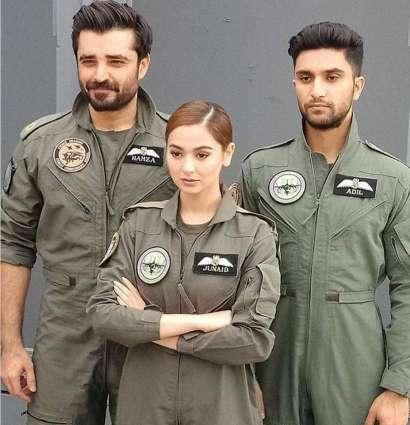 Parwaz Hai Junoon is ready for World TV premiere