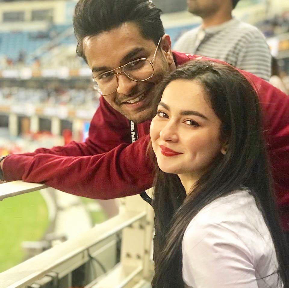 relationship with Asim Azhar