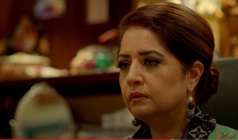 Legendary star Atiqa Odho speaks regarding her character in PKS