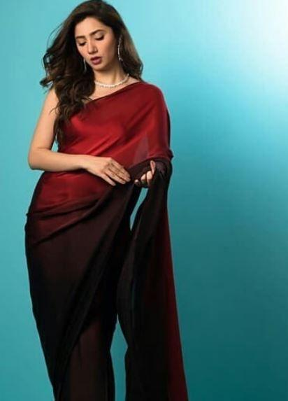 Mahira Khan is a fashion diva