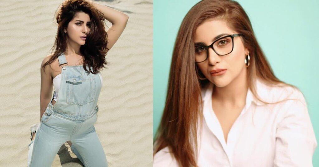 First Look of Sohai Ali Abro and Farhan Saeed in 'Prem Gali'