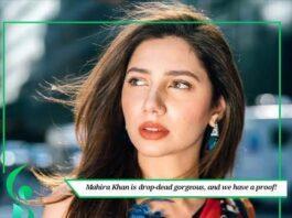 Mahira Khan is a fashion diva, and we have a proof
