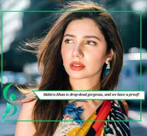 Mahira Khan is a fashion diva, and we have a proof