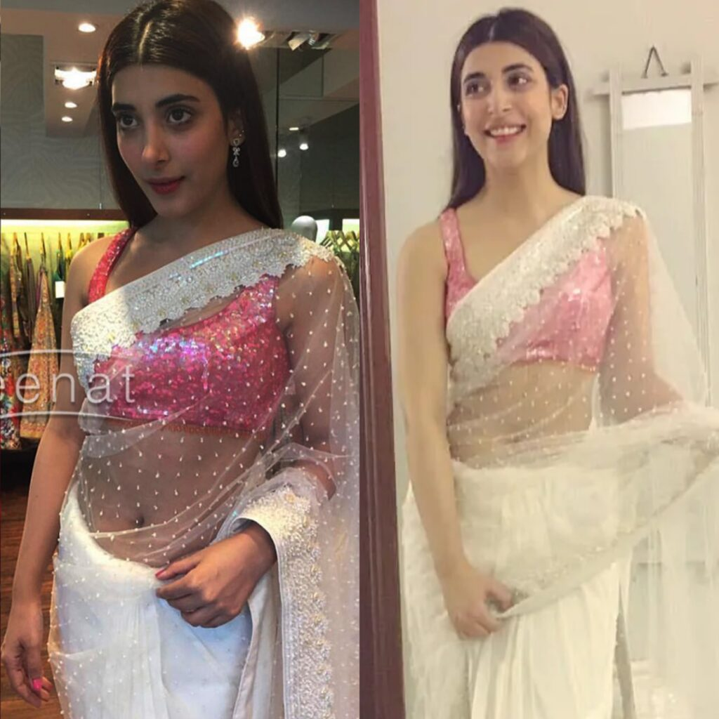 4 times Urwa Hocane showed us how to rock a saree
