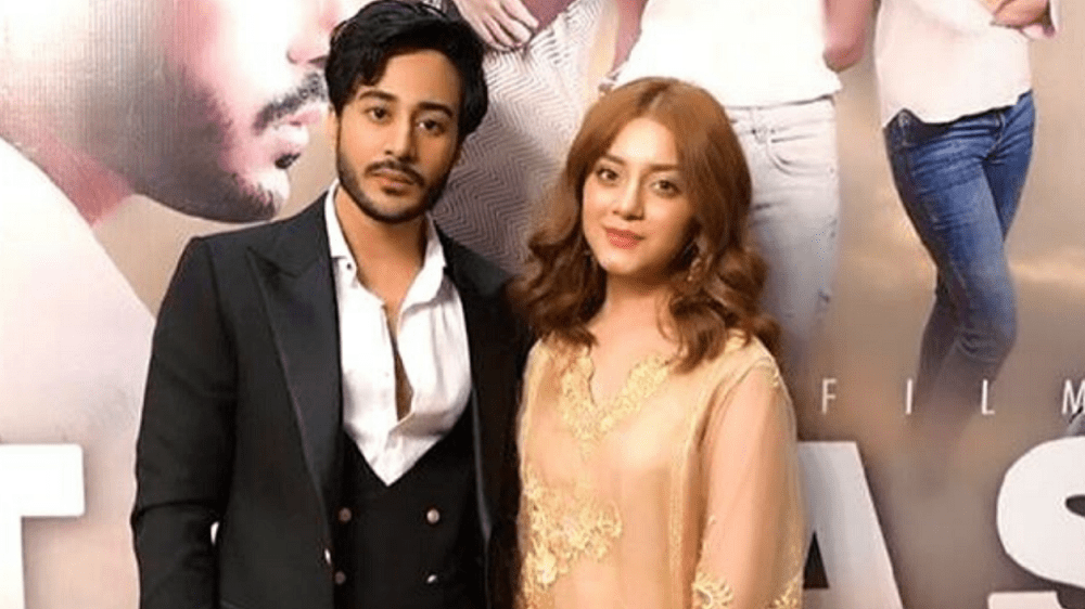 Alizeh Shah and Noman Sami breakup