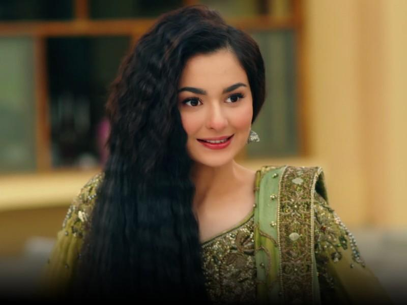 hania amir and ashir wajahat's duet