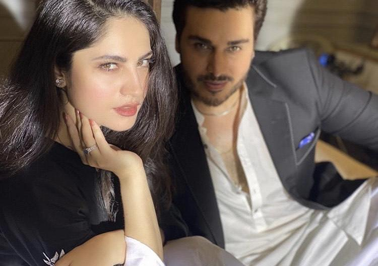Ahsan Khan And Neelam Muneer Spilled The Tea About Their Upcoming Project