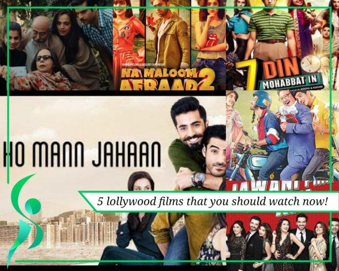 5 Lollywood films worth watching